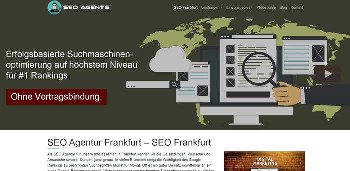 Seo-Agents-Frankfurt